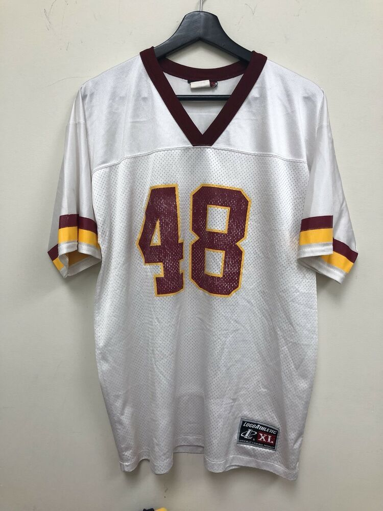 outlet store af0cd 74b98 Vintage LogoAthletic NFL Washington Redskins Stephen Davis ...