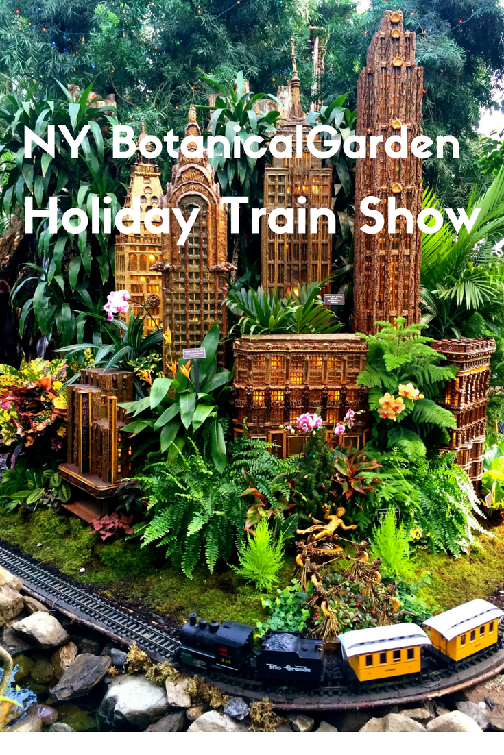 2430a7ce85df41022cb47dcc255273cf - Train From Grand Central To Bronx Botanical Gardens