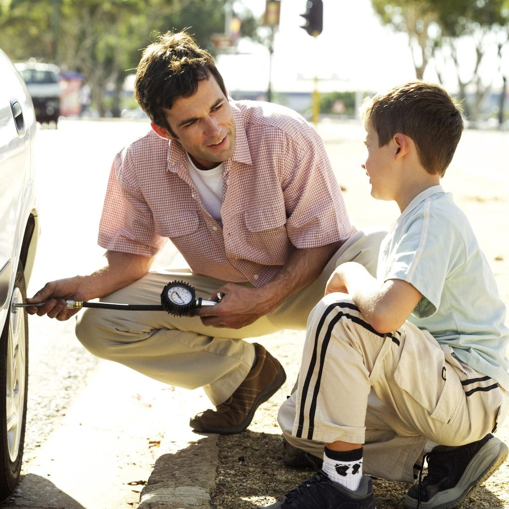 Dads, see how do build a solid relationship with your son.