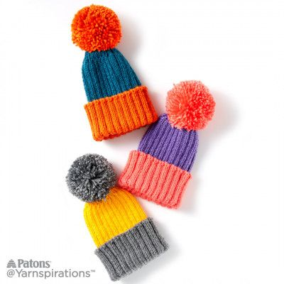 Free Easy Knit Child`s Hat Pattern  142e6a36c7a