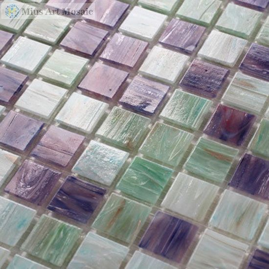 Recycled bathroom glass mosaic tiles glass swimming pool tile mosaic