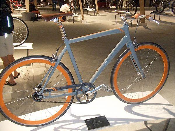 Trek District Bicycle With Gates Belt Drive System Bicycle Trek