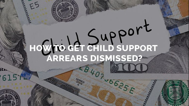how to get child support arrears dismissed in georgia