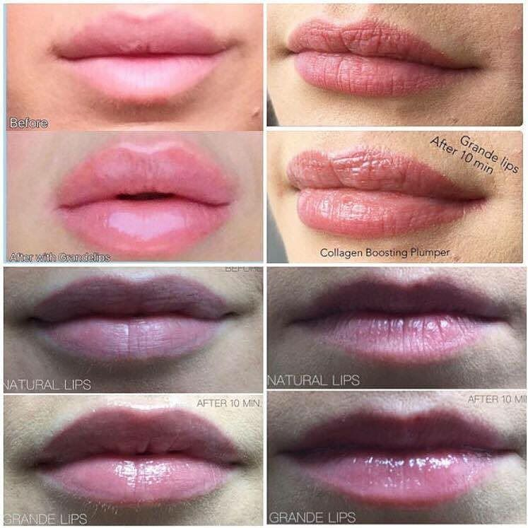 8ad3a7d6dff Use #grandelips clear for #fulllips available @sephora @rickys_nyc @ grandelash