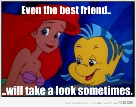 15 Little Mermaid Jokes Memes That Will Ruin Your Childhood Mermaid Jokes Disney Characters Disney Funny