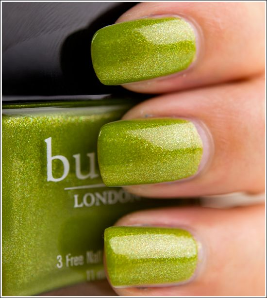 Butter London Dosh Nail Lacquer Review, Photos, Swatches