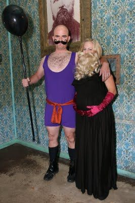 strong man costume and bearded lady & strong man costume and bearded lady | Costumes | Pinterest | Strong ...