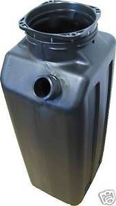 5141ac Spx Reservoir Tank With 260185 Breather Cap Reservoir Tank Power Unit