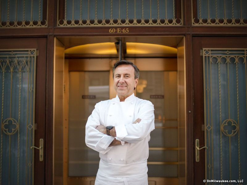 OnMilwaukee com Dining: Milwaukee meets France: A chat with Chef