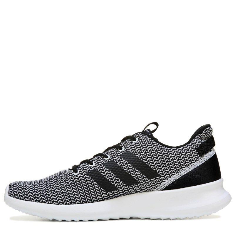 Adidas Men\u0027s Neo Cloudfoam Racer TR Sneakers (Black/White)