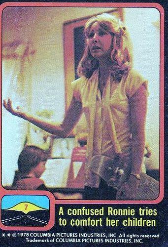 Trading Card - Close Encounters - Terri Garr -#7 1978 | Movie card, Close  encounter of the third kind, Close encounters