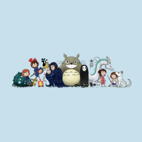 World of Ghibli