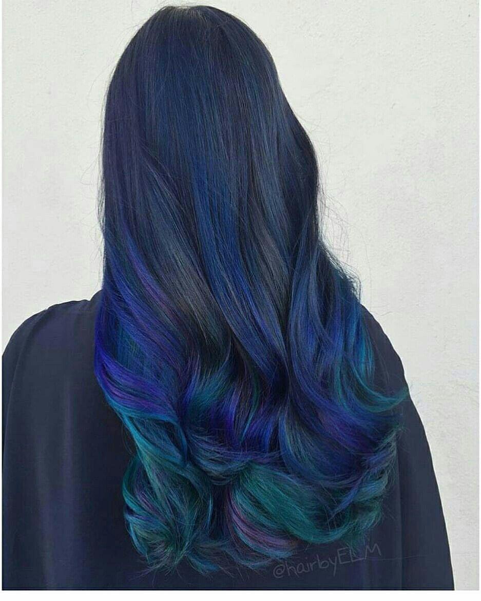 Pin Oleh Nonie Chang Di Dyed Hair