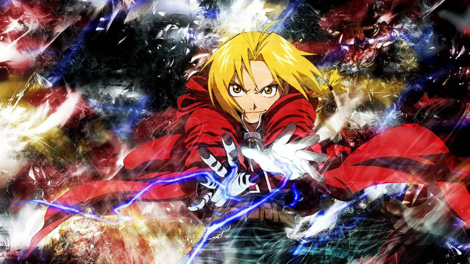 Fullmetal Alchemist Brotherhood Wallpapers 3945 Hd Wallpaper Site Anime