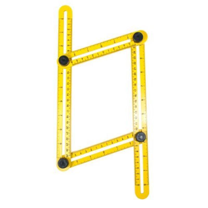 Multi-Angle Measuring Ruler