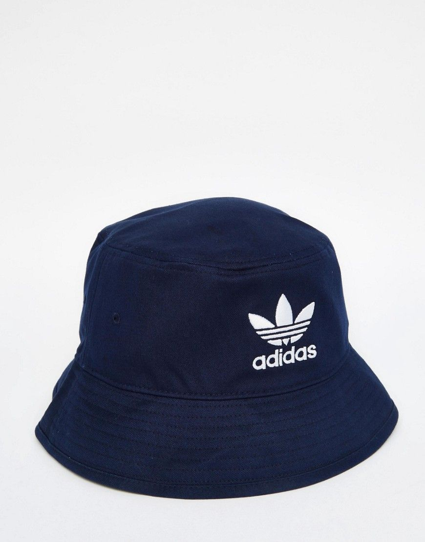 4f0b2db721b Image 1 of adidas Originals Bucket Hat