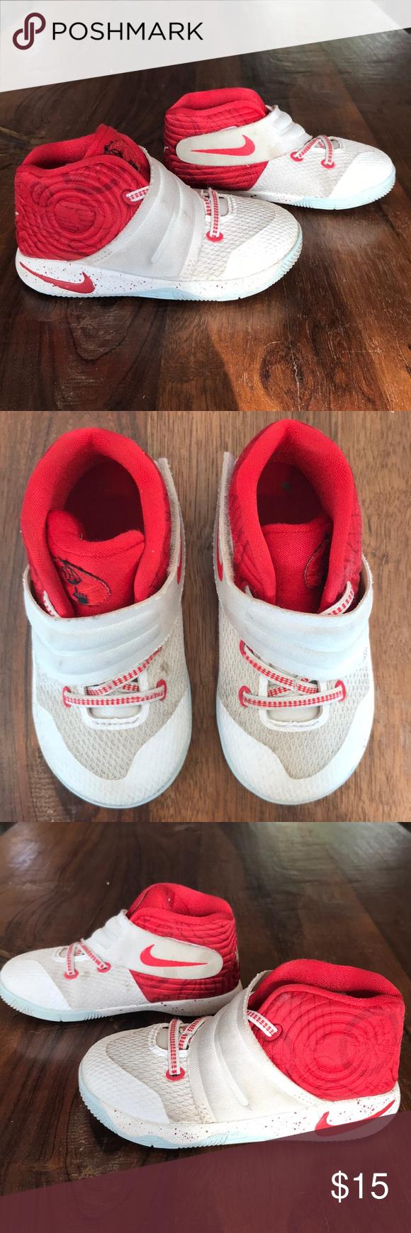 White JBY Basketball Shoes | Nike kyrie