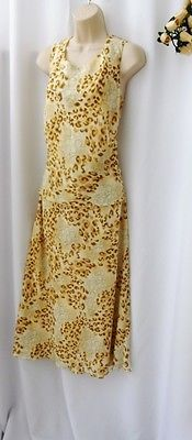 #Dress size 14 16 beige  by roman wedding outfit suit #gorgeous top lined #chiffo,  View more on the LINK: 	http://www.zeppy.io/product/gb/2/111968128349/