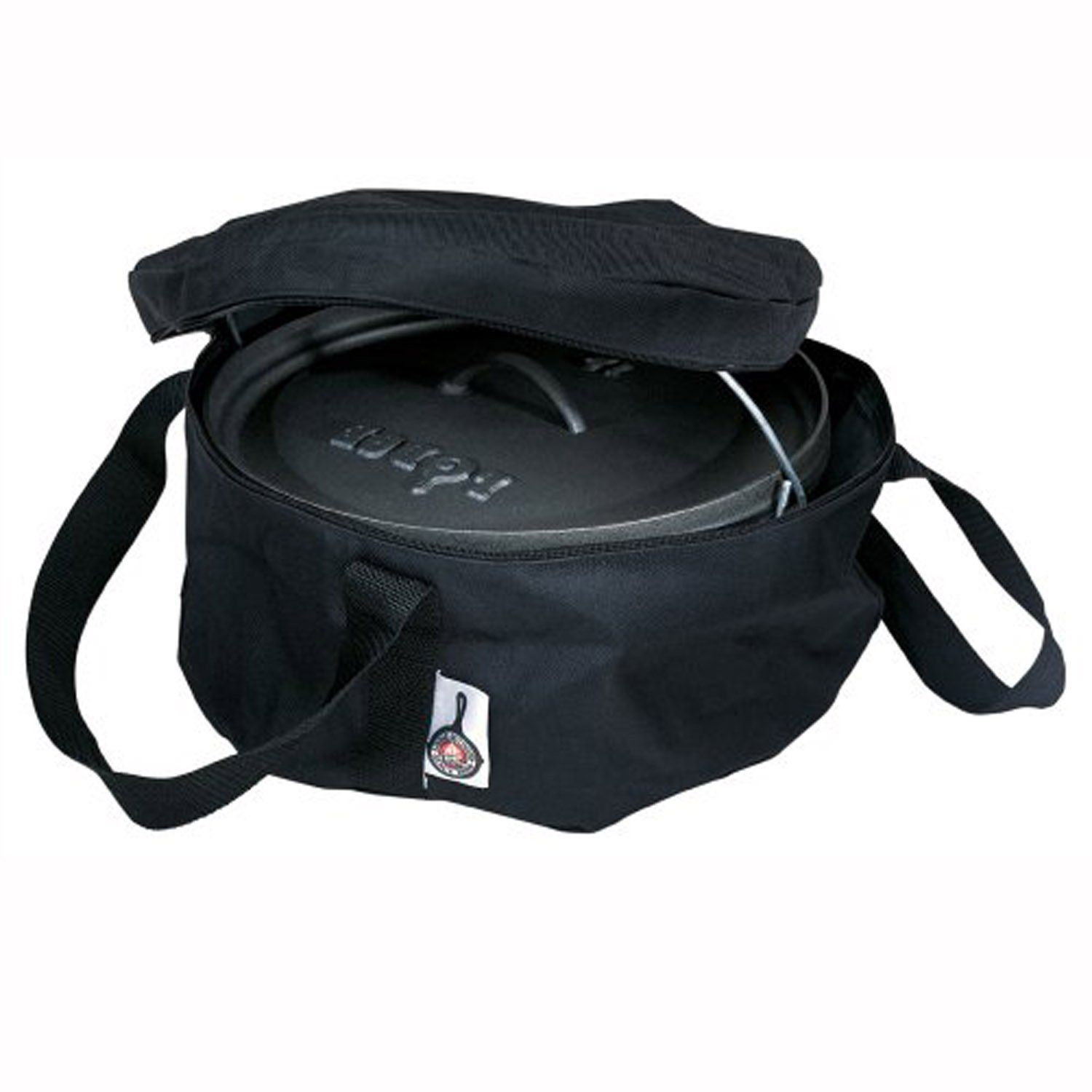 Amazon.com: Lodge A1-12 Camp Dutch Oven Tote Bag, 12-inch: Dutch Oven Case: Kitchen & Dining