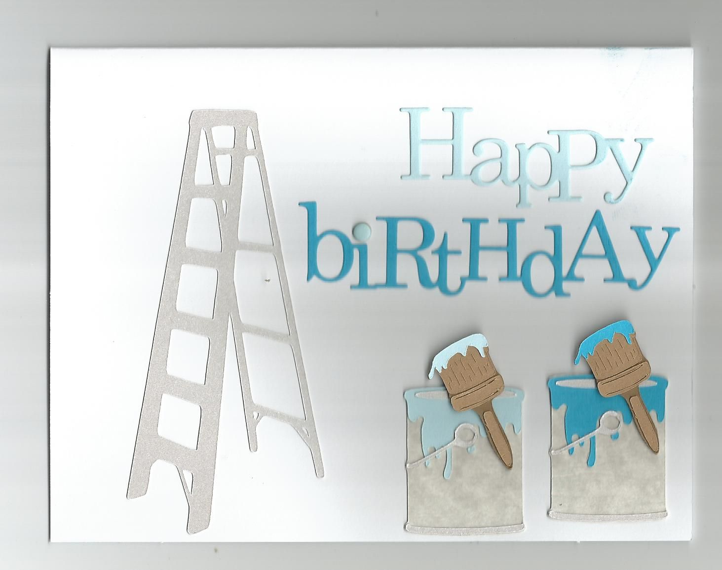 Birthday Card For Guy Going Into Interior Design Program At St