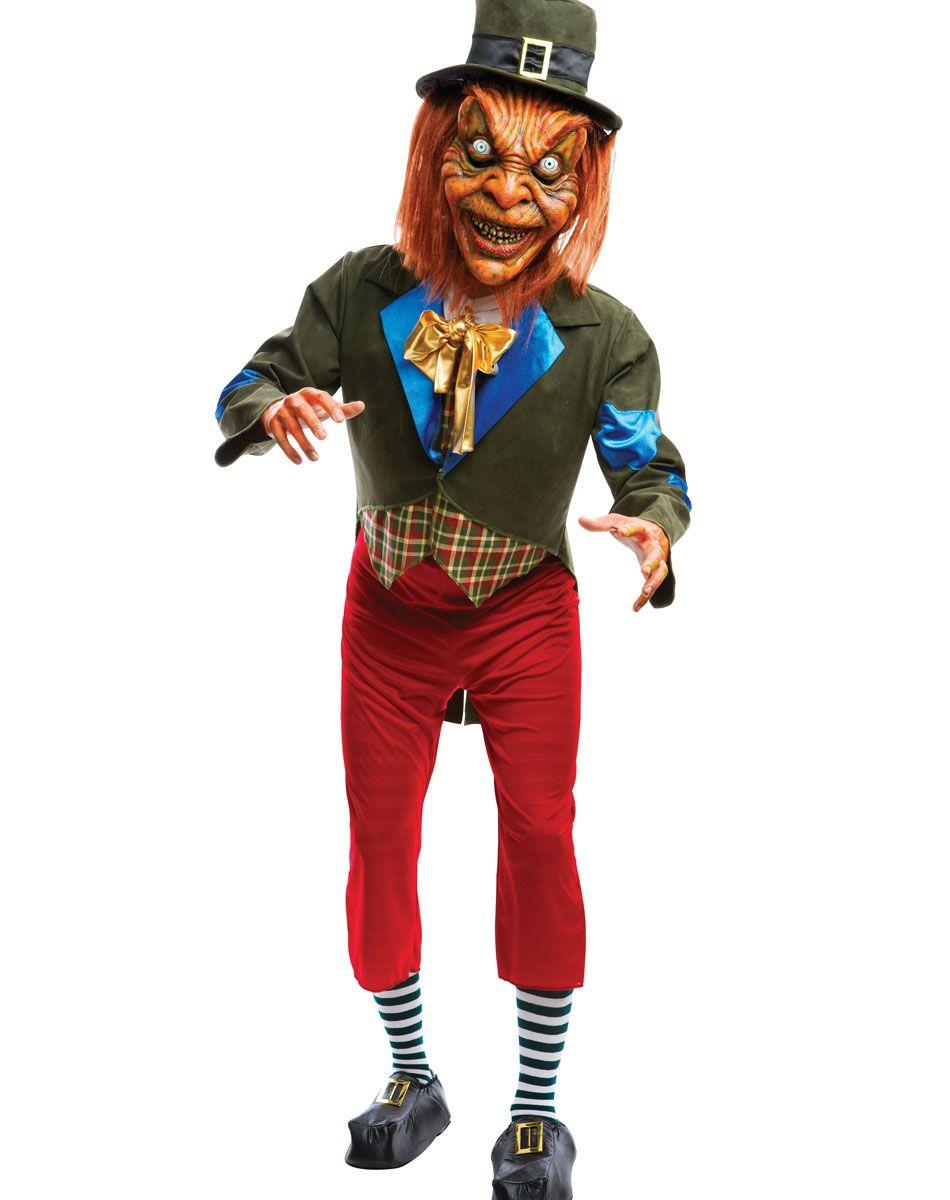 Leprechaun Adult Costume at spirithalloween.com - Your luck just ...