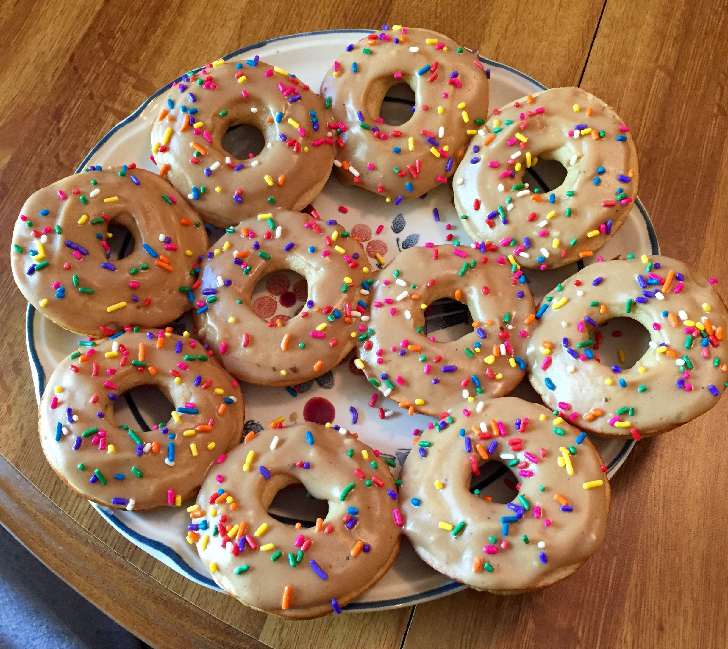 Kodiak Cake Protein Donuts image                                                                                                                                                                                 More #proteindonuts
