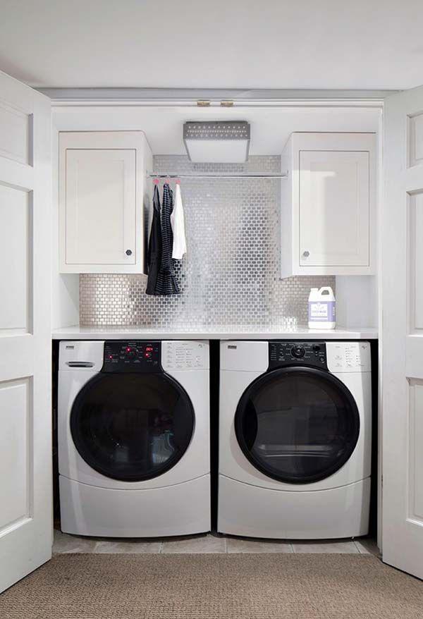 60 Amazingly Inspiring Small Laundry Room Design Ideas Laundry Room Storage Laundry Room Storage Shelves Laundry Room Design