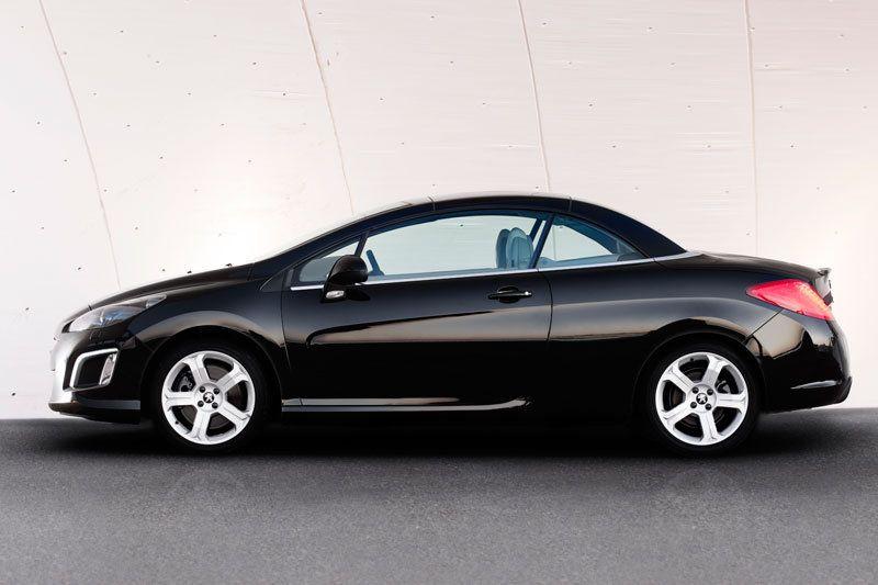 peugeot 308 cc выпущено
