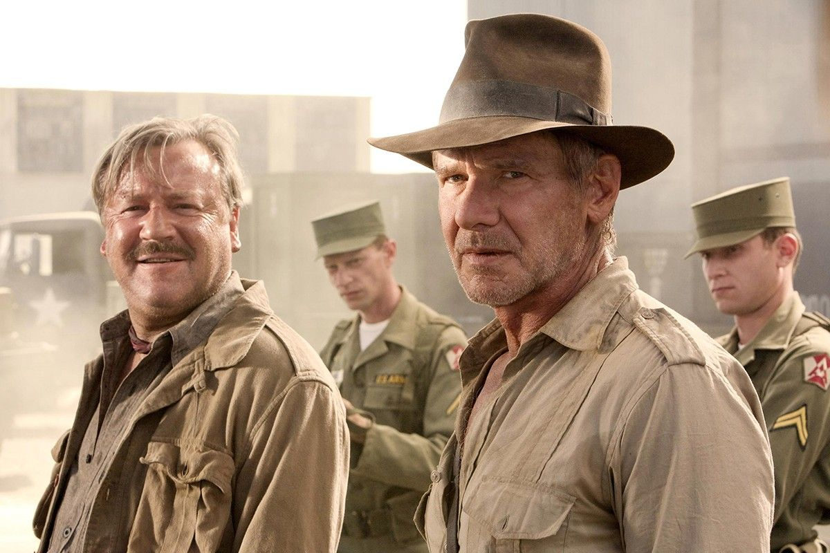 Harrison Ford Just Confirmed Indiana Jones 5 Start Date In 2020