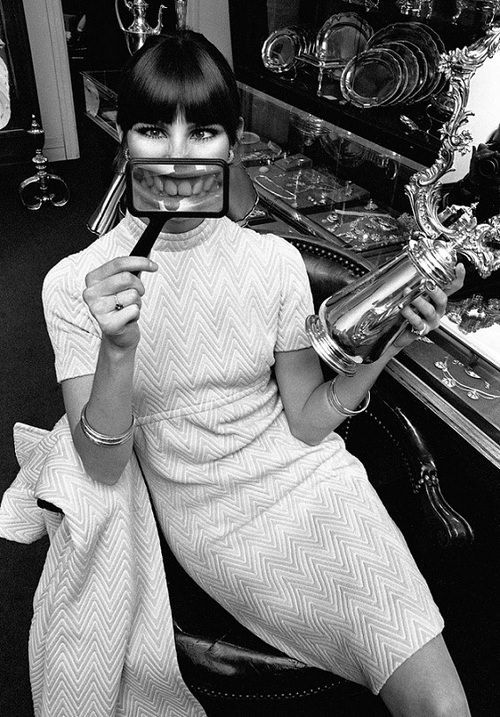 Gloria Vanderbilt by Stan Shaffer 1960's