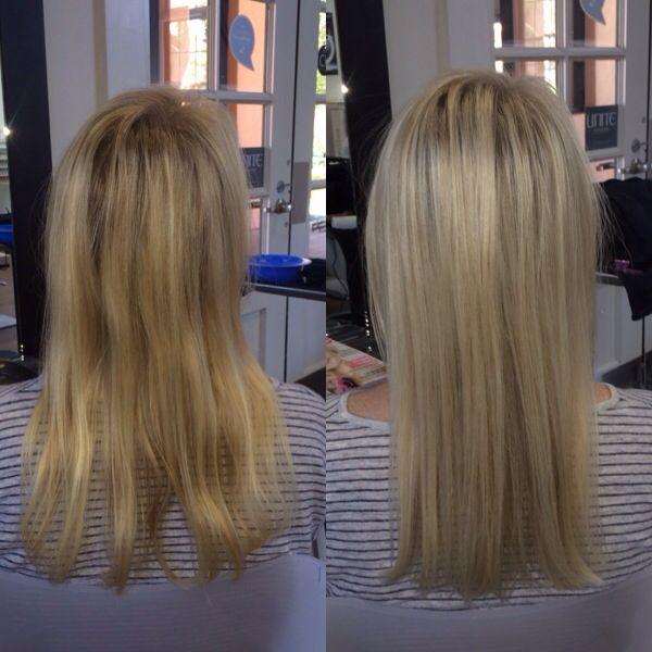 #blonde #haircolour #straighthair #hair