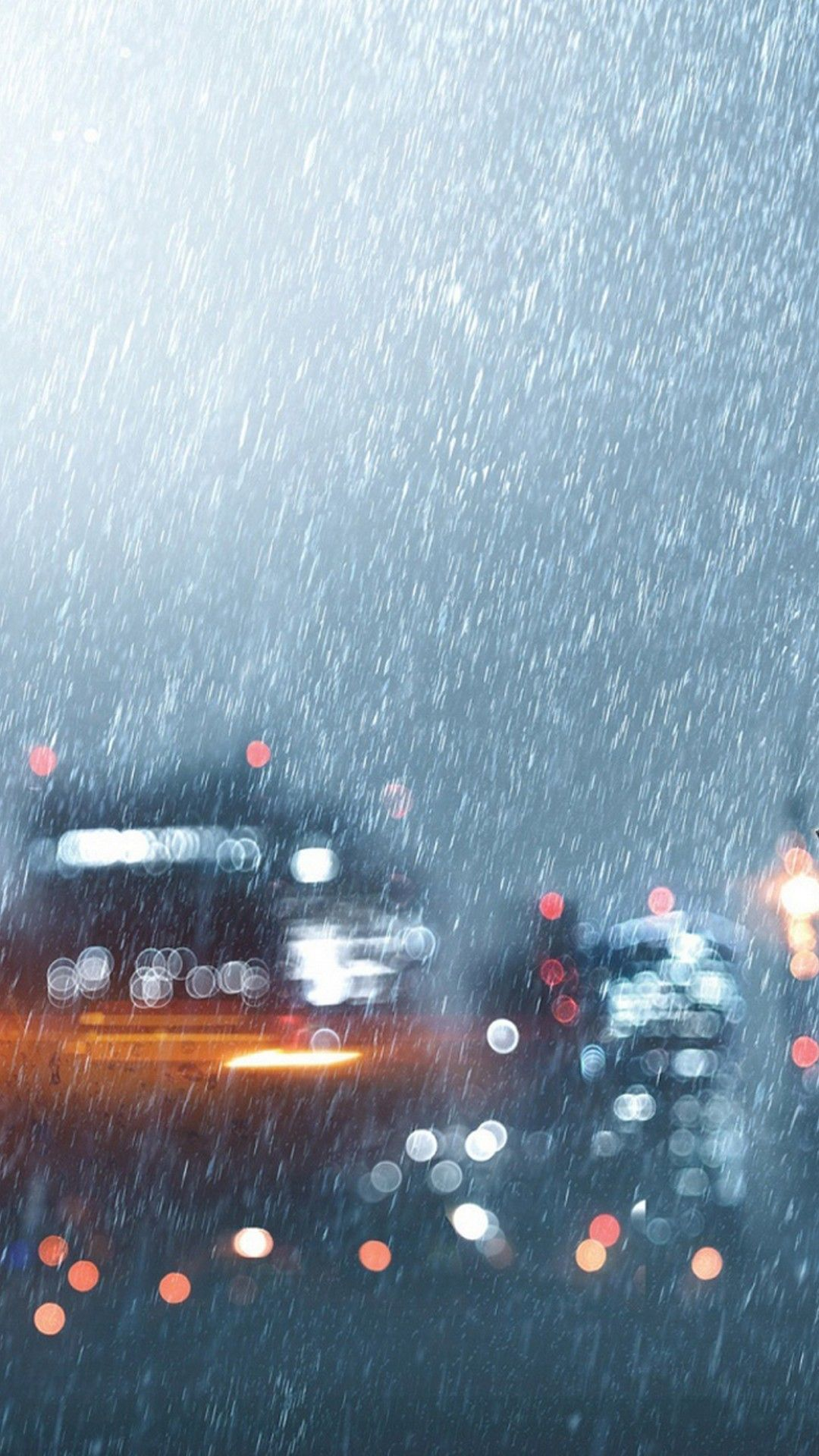 Heavy Rain Wallpaper IPhone