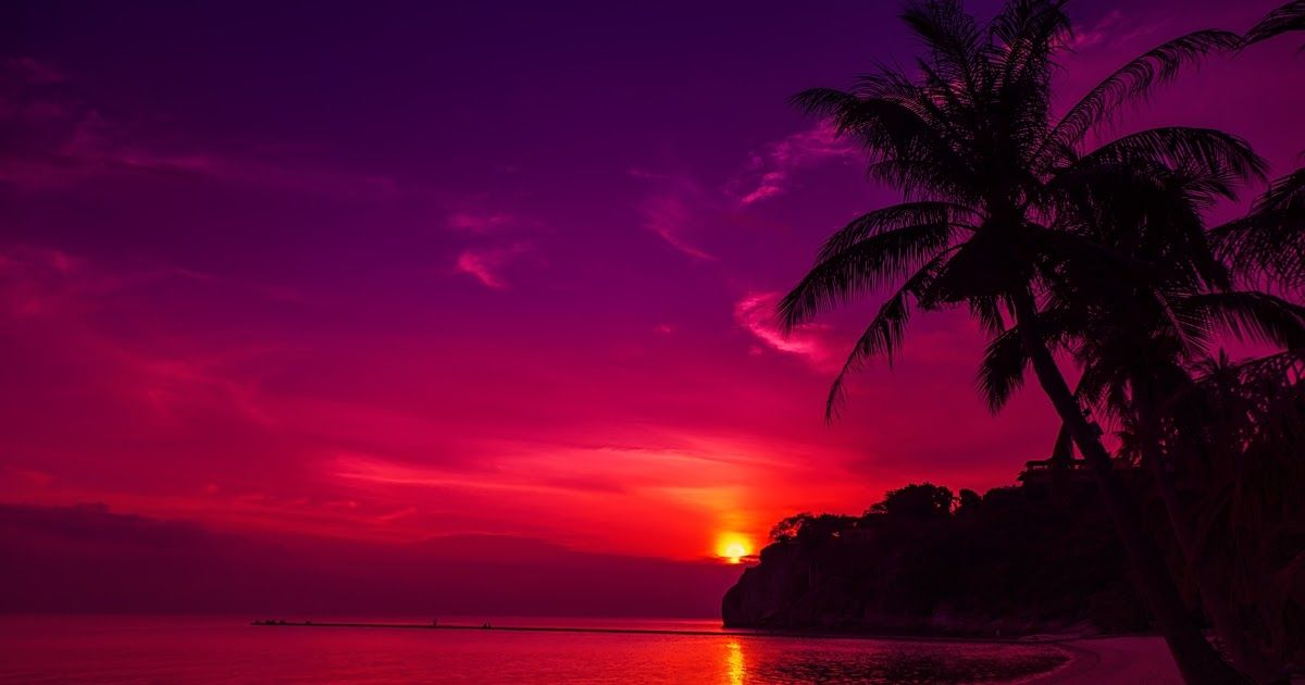 Thailand Beach Sunset Wallpapers Hd Wallpapers Beach Sunset Wallpaper Sunset Wallpaper Sunset Pictures