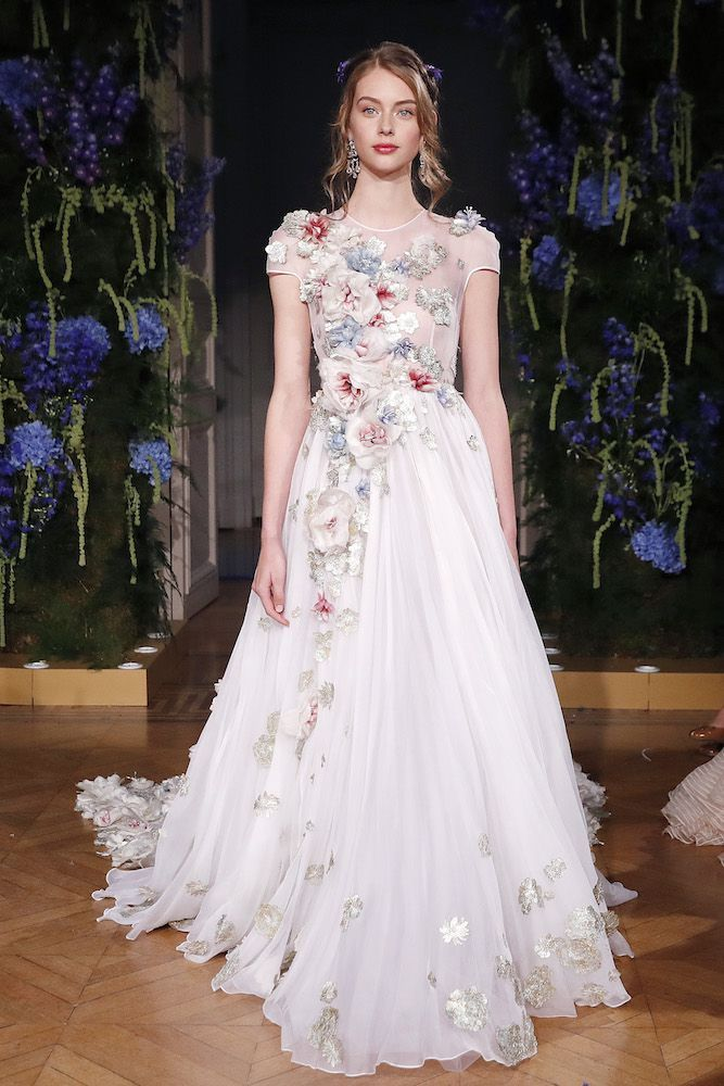 The Prettiest Dresses From Couture Week All In One Place
