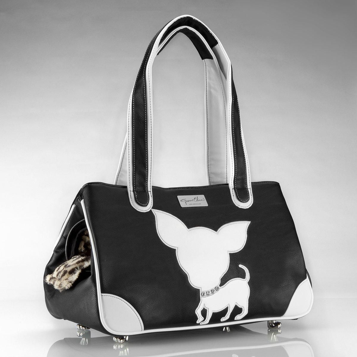 Te Quiero Chihuahua Rescue Me Tote Faux Leather Dog