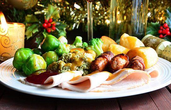 Christmas Day Dining In Orlando 2014 Visit Orlando Blog Christmas Buffet Christmas Food Christmas Party Menu