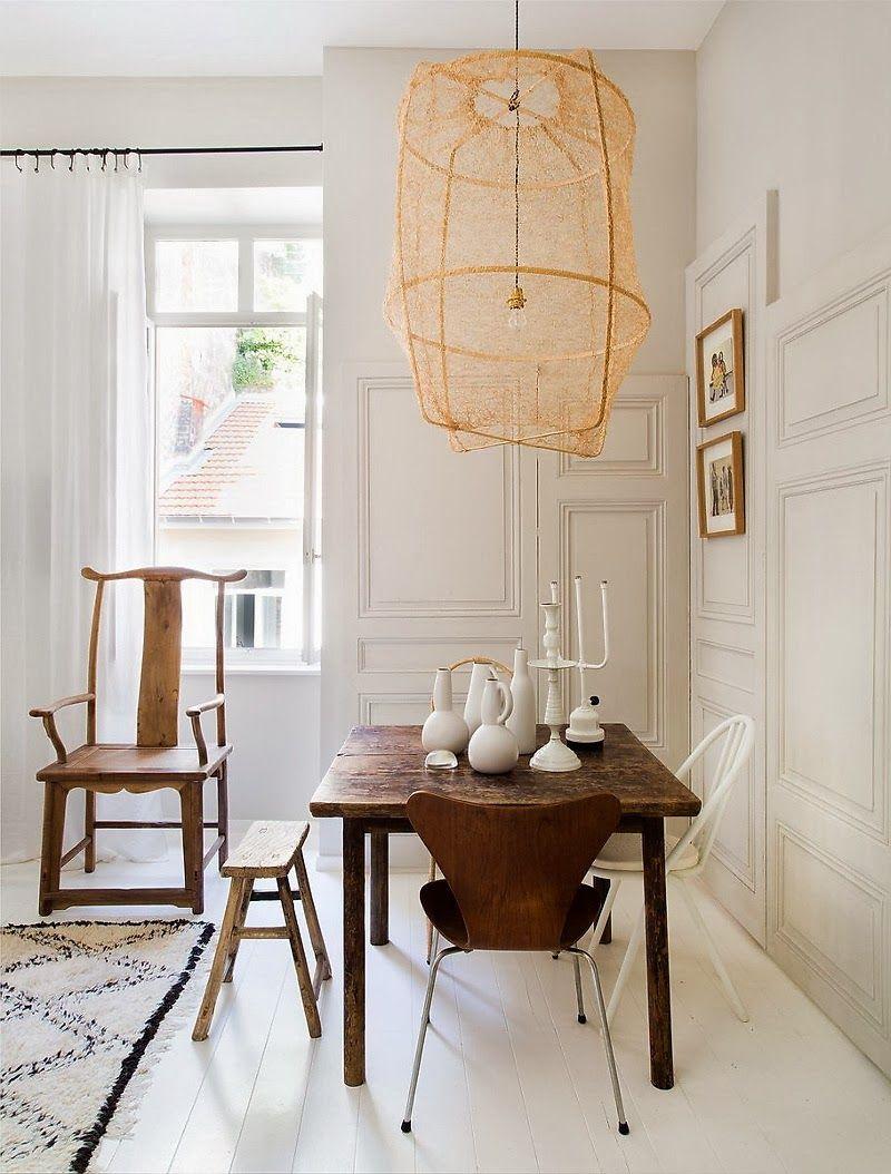 15 Appealing Small Dining Room Ideas: ¿Os Podéis Creer Que Solo Sean 35 M2?