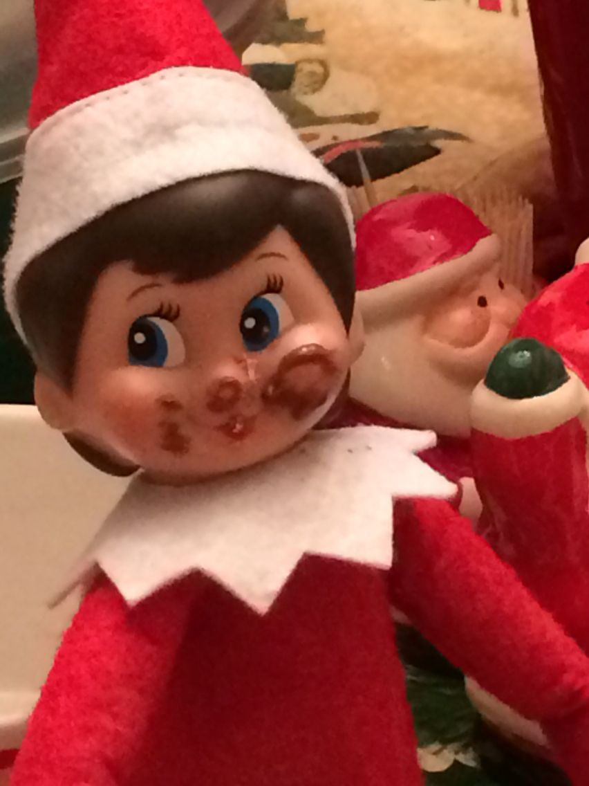 annabelle had a christmas candy extravaganza - Annabelle Christmas