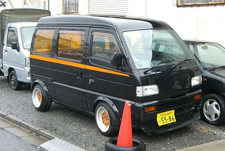 suzuki carry 4x4 - Google Search | car's and bikes ...