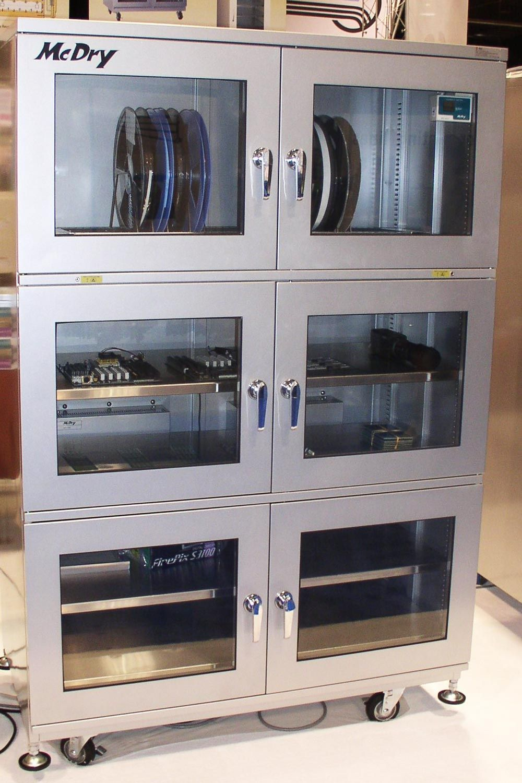 Dry Nitrogen Storage Cabinets