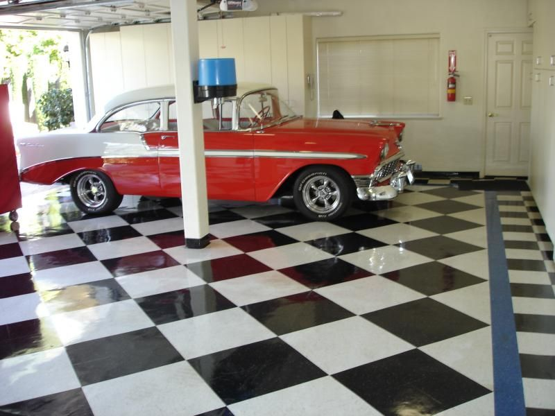 Garage Floor Idea For My Rayman