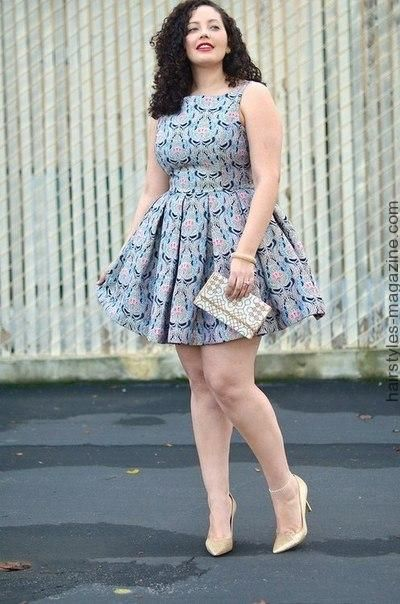 Designer Plus Size Dresses 2014 for Healthy Women - Hairstyles ...