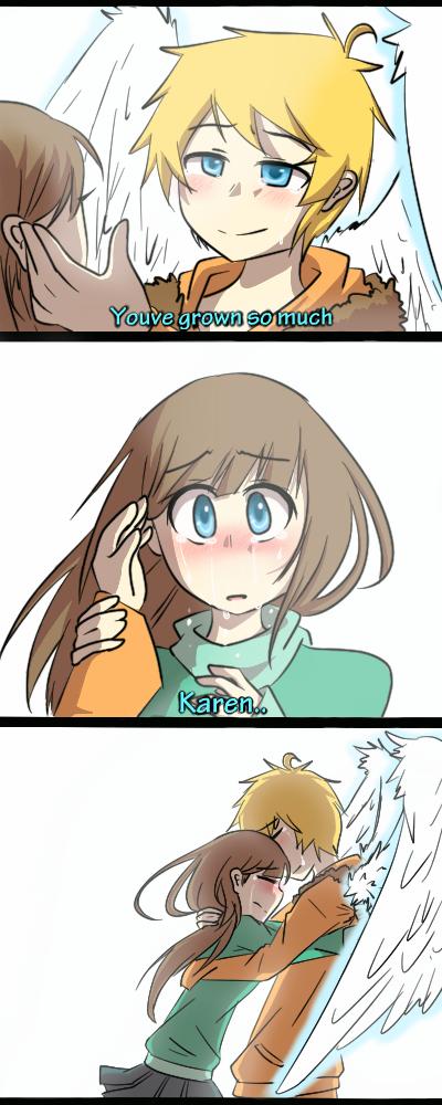 Moar south park fake anime screenshots! by BandaidsAndHugs on DeviantArt