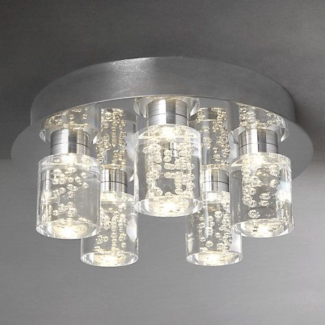 Giovanni bubble flush 5 ceiling light lighting online ceiling buy john lewis giovanni bubble flush led 5 ceiling light online at johnlewis aloadofball Choice Image