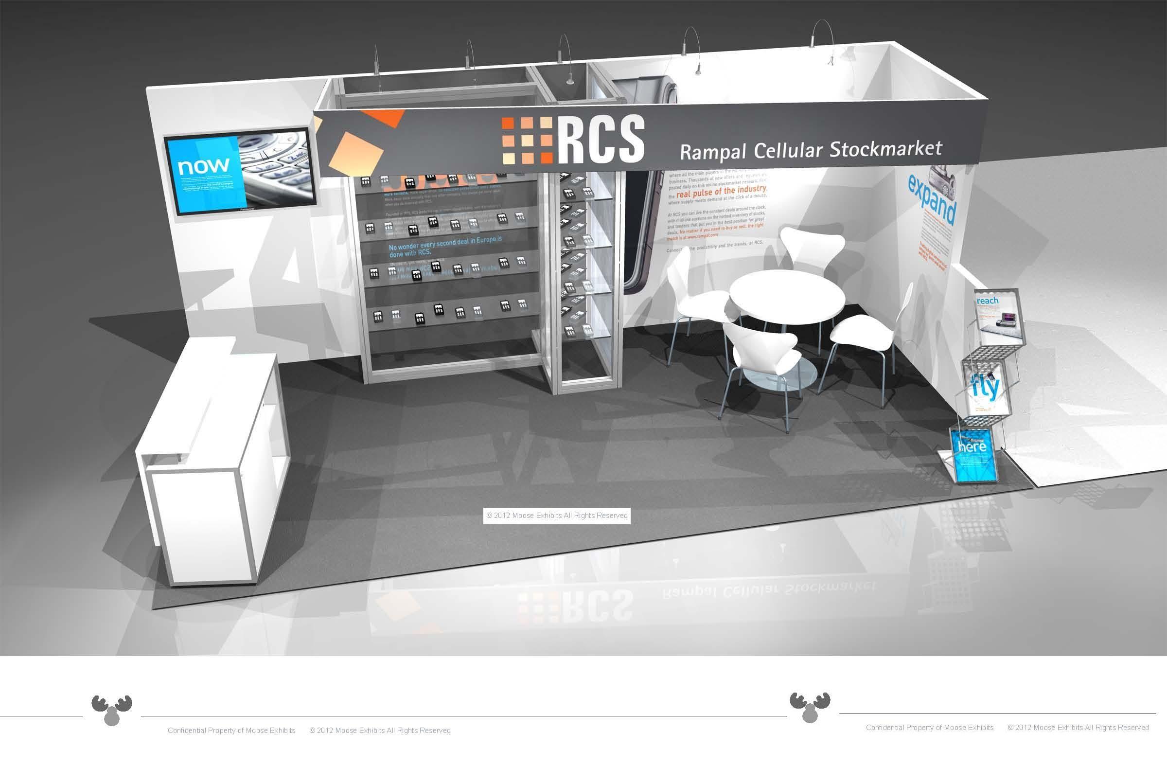 Exhibition Booth Concept : Trade show booth design concept