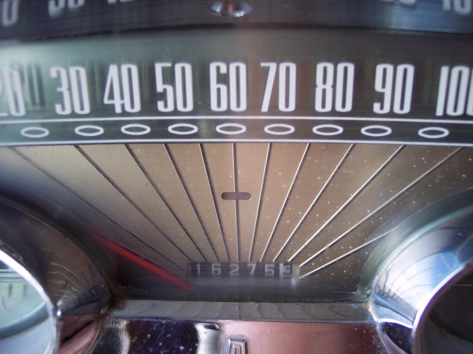 1959 59 Edsel Ranger Citation speedometer dash gauges cluster | Cars
