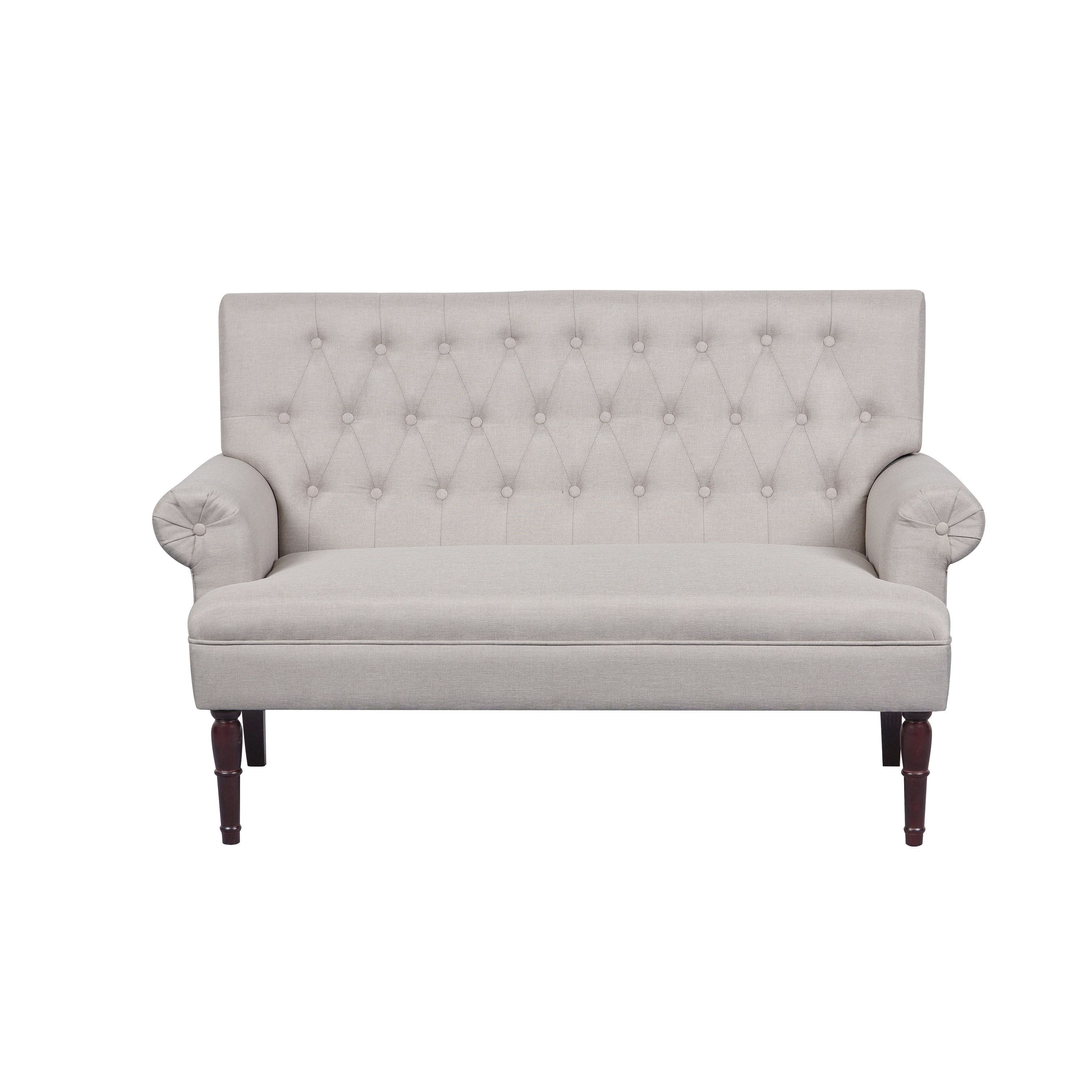 Container loveseat end of bed wayfair