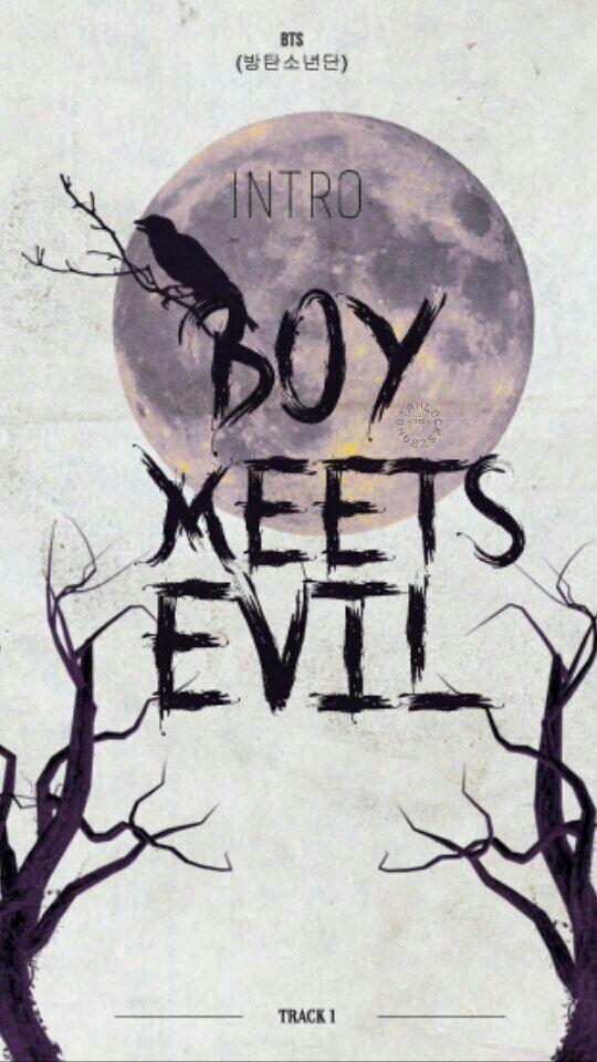 Intro Boy Meets Evil • Bts