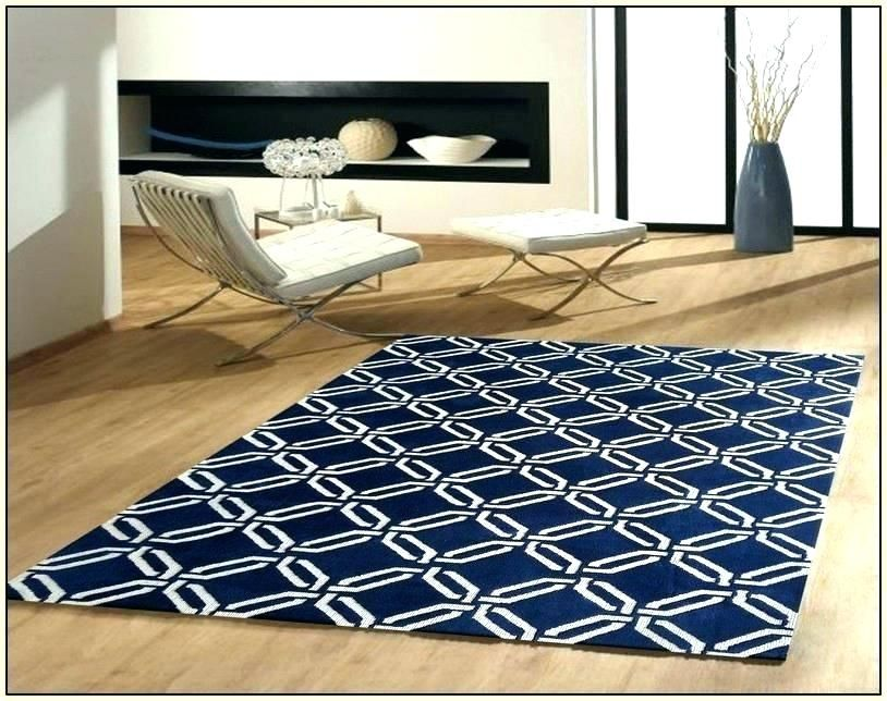 Precious Blue And White Area Rug Snapshots New Blue And White