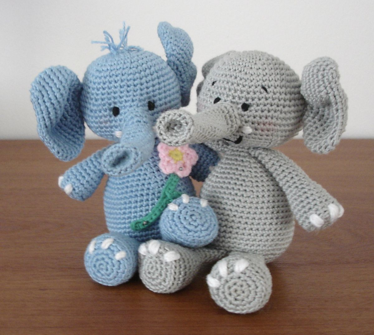 Crochet Stuffed Elephant Pattern Amazing Inspiration Design